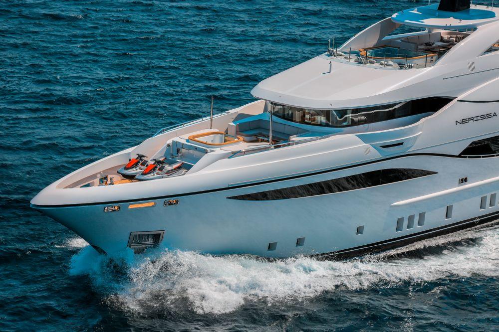 MY/ 48 Nerissa Bilgin Yacht
