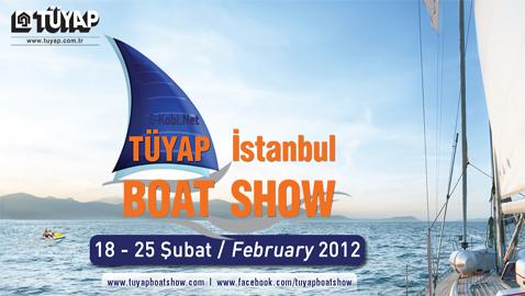 Yat Dizayn Tüyap İstanbul Boat Show 2012
